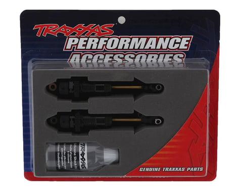 Traxxas GTR Long Hard Anodized Shocks w/Ti-Nitride Shafts (2)