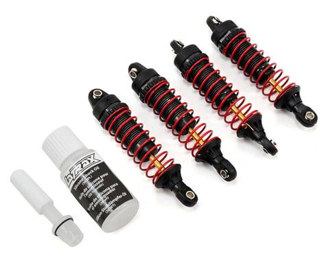 Traxxas LaTrax Hard-Anodized GTR Shocks w/TiN shafts (4)