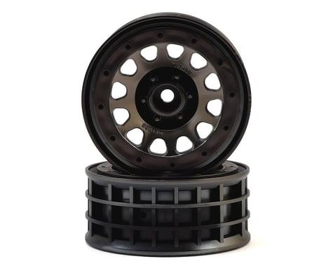 Traxxas Method 105 2.2 Beadlock Wheels (Black Chrome) (2)