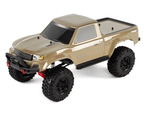 Traxxas TRX-4 Sport 1/10 Scale Trail Rock Crawler (Tan)