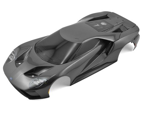 Traxxas Complete Ford GT Pre-Painted Body (Black)