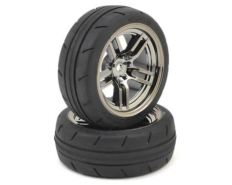 """Traxxas 4-Tec 2.0 1.9"""" Response Front Pre-Mounted Tires"""