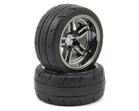 """Traxxas 4-Tec 2.0 1.9"""" Response X-Tra Wide Rear Pre-Mounted Tires"""