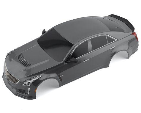 Traxxas Cadillac CTS-V Pre-Painted 1/10 Touring Car Body (Silver)