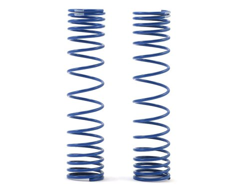 Traxxas Unlimited Desert Racer GTR Front Shock Spring (Blue)