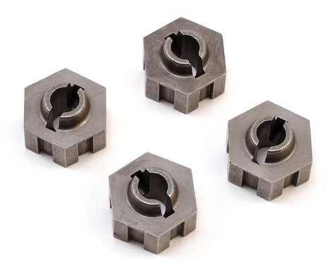Traxxas 17mm Unlimited Desert Racer Splined Wheel Hex (4)