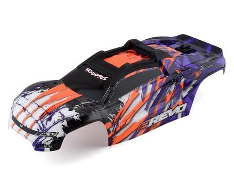 Traxxas Purple E-Revo Body TRA8611T