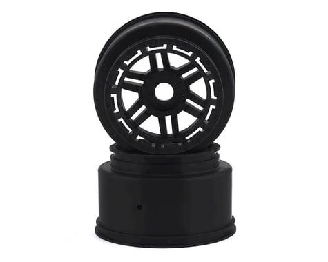 Traxxas Maxx Wheels (Black) (2)
