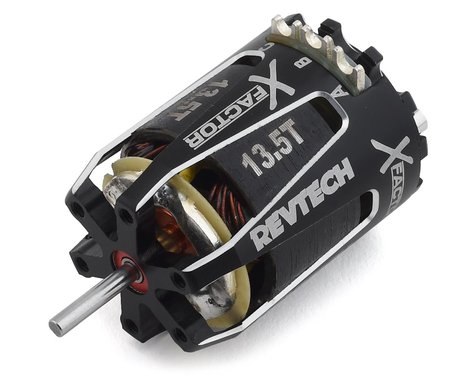 """Trinity Revtech """"X Factor"""" """"Certified Plus"""" Off-Road Brushless Motor (13.5T)"""