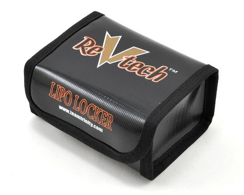 "Trinity Revtech ""LiPo Locker"" Brick Pack LiPo Charging Bag"