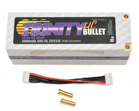 Trinity Hi-Capacity 4S 60C Hardcase LiPo Battery (14.8V/6000mAh)