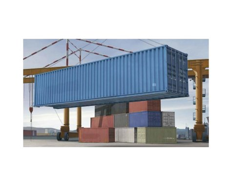Trumpeter Scale Models 1/35 40Ft Shipping/Storage Container