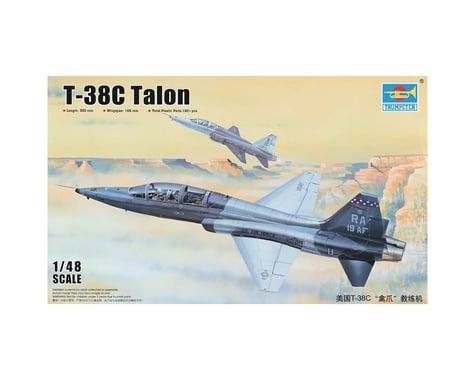 Trumpeter Scale Models 1/48 USAF T38C Talon Jet Trainer