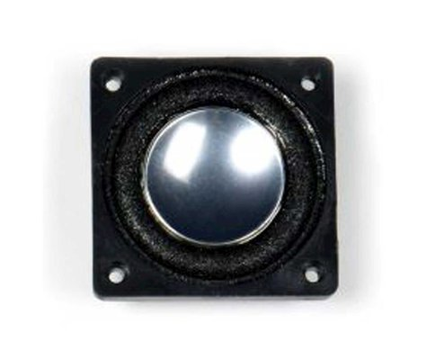8 Ohm Mega Bass Speaker 28mm Square x 11.2mm