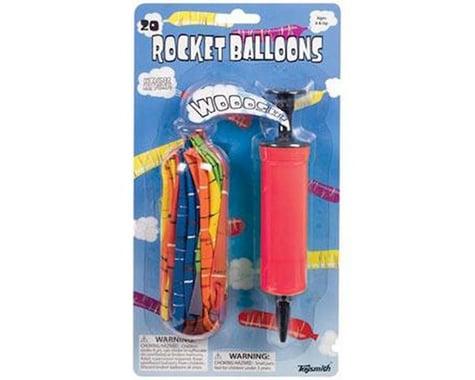 Toysmith  Rocket Balloons With Pump