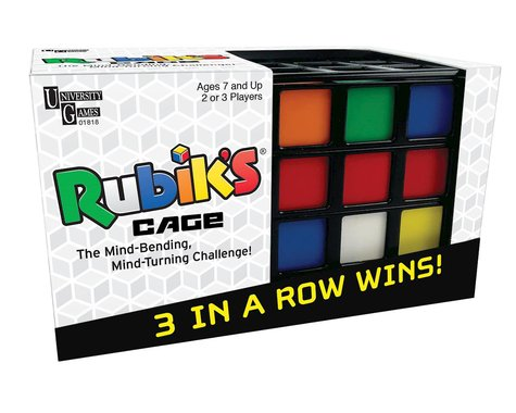 University Games Corp *BC* RUBIKS CAGE GAME