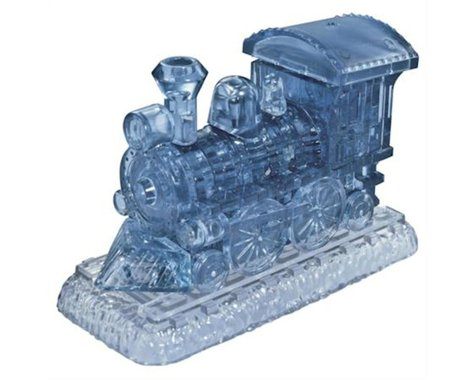 University Games Corp Original 3D Crystal Puzzle - Locomotive