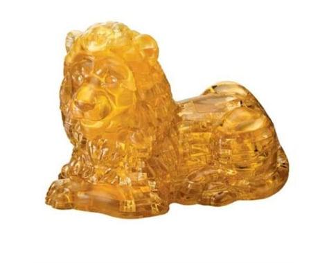 University Games Corp Bepuzzled 30964 3D Crystal Puzzle - Lion: 96 Pcs