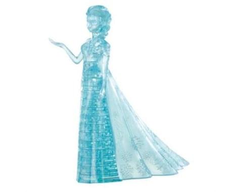 University Games Corp Original 3D Crystal Elsa Frozen Puzzle (32 Piece), Blue