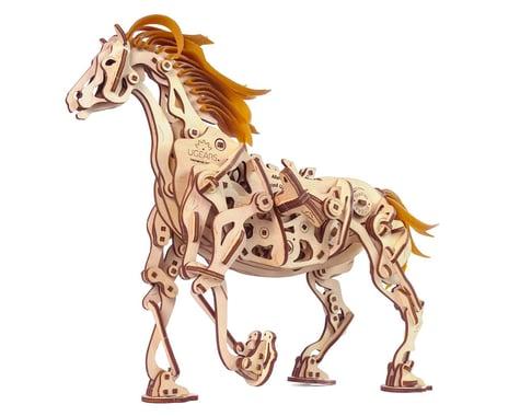 UGears Horse-Mechanoid Wooden 3D Model