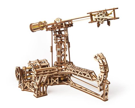 UGears Aviator Wooden 3D Model