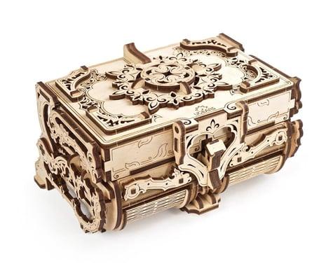 UGears Antique Box Wooden 3D Model