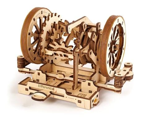 UGears STEM LAB Differential Wooden 3D Model