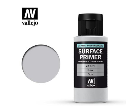 Vallejo Paints 60ml Bottle Grey Primer