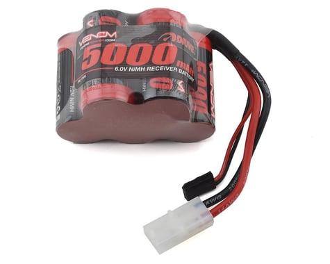 Venom Power HPI Baja 5B/5T 5 Cell 6V NiMH Receiver Battery Pack (5000mAh)