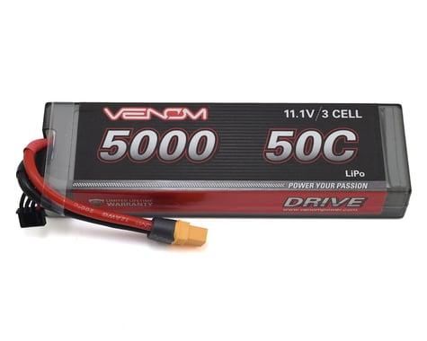 Venom Power 3S 50C Hard Case LiPo Battery w/UNI 2.0 Connector (11.1V/5000mAh)
