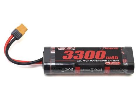Venom Power 6 Cell NiMH Battery w/UNI 2.0 Connector (7.2V/3300mAh)