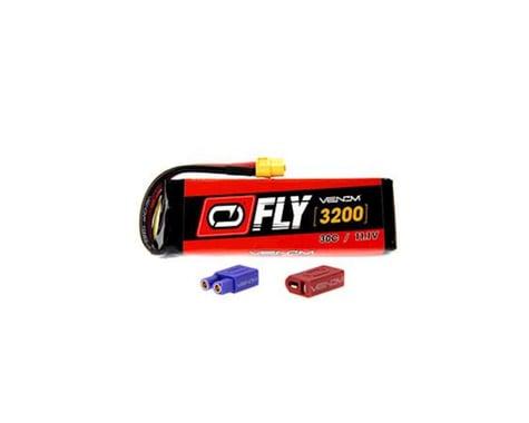 Venom Power 3200mAh 3S 11.1V 30C LIPO , UNI 2.0