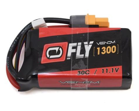 Venom Power Fly 11.1V 1300mAh 30C 3S LiPo, UNI 2.0