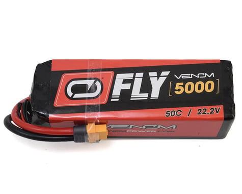 Venom Power LiPO 6S 22.2V 5000mAh 50C Universal Plug 2.0 Fly