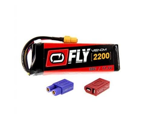 Venom Power Fly 11.1V 2200mAh 30C 3S LiPo, UNI 2.0