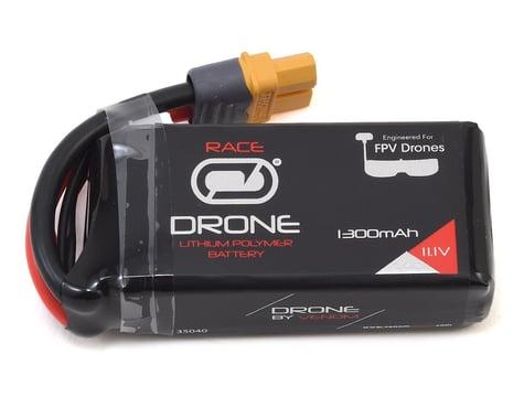 Venom Power Drone FPV 3S 50C LiPo Battery w/UNI 2.0 Connector (11.1V/1300mAh)