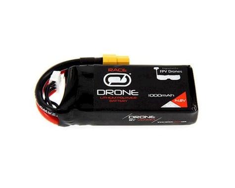 Venom Power 50C 14.8V 1000mAh 4S Drone Race LiPo:Univ 2.0 Plug