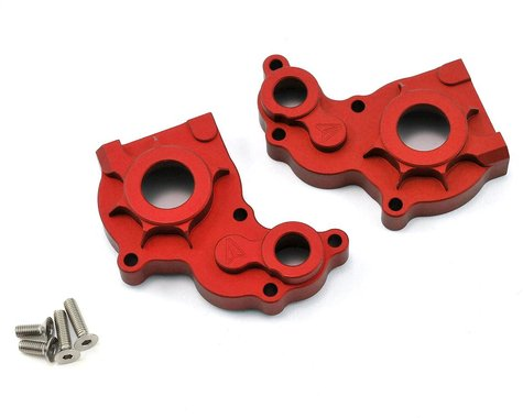 Vanquish Products Aluminum Transmission Case (Red)