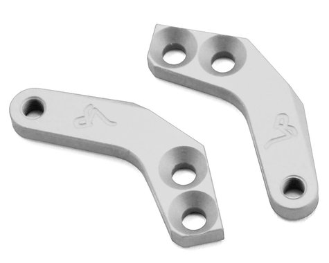 Vanquish Products Wraith Racing Ackermann Arms (Silver)