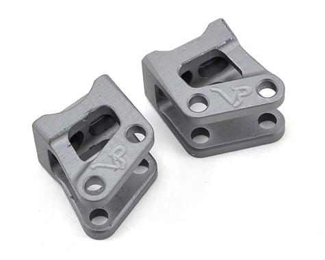 Vanquish Products Shock Link Mounts (2) (Grey)