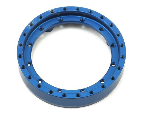 "Vanquish Products OMF 1.9"" Front Ring (Blue)"