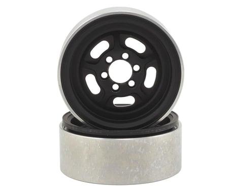 Vanquish Products SHR 2.2 Vintage Wheel (Black) (2)
