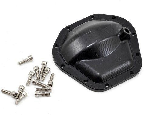 """Vanquish Products """"Dana 60"""" Heavy Duty Differential Cover (Black)"""