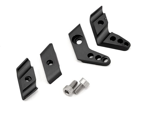 Vanquish Products Rigid Industries Twin Hammers LED Roof Mount Set (Black)