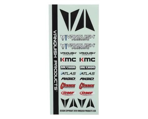 Vanquish Products Sticker Sheet