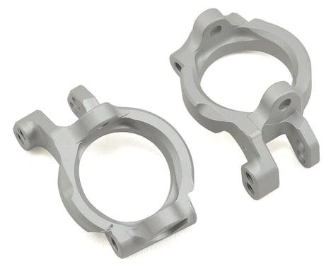 Vanquish Products Yeti Front Castor Block Set (Silver)