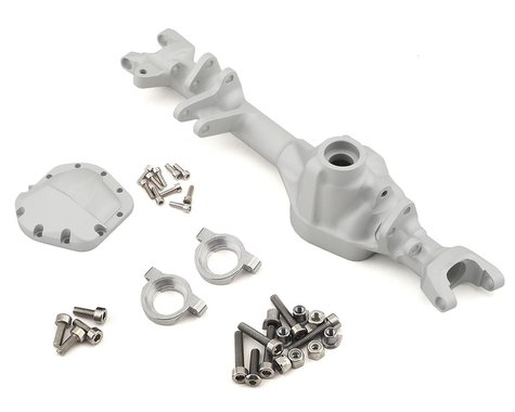 Vanquish Products VS4-10 Currie D44 Offset Front Axle (Clear)