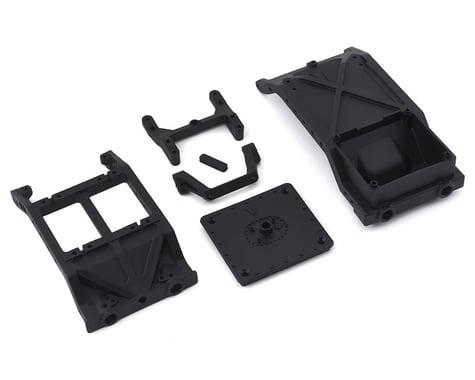 Vanquish Products VS4-10 Chassis Plastic Cross Braces w/Dig Servo Mount