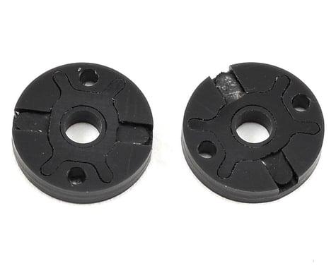 """VRP 12mm AE/TLR/Yokomo 1/10 """"X"""" Shock Piston (2) (1.5mm x 2 Hole)"""
