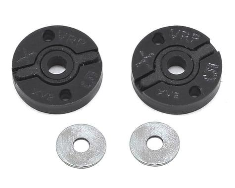 "VRP 12mm Associated V2 1/10 ""X V2"" Shock Piston (2) (1.5mm x 2 Hole)"